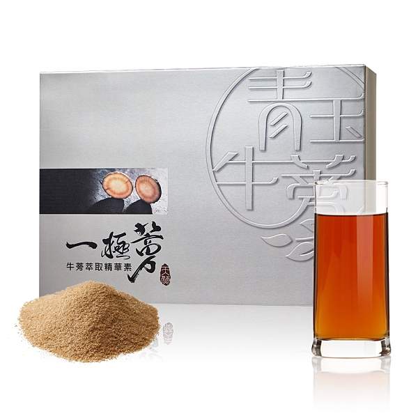 青玉牛蒡茶 一極蒡牛蒡萃取精華素(10g*36包入/1盒)