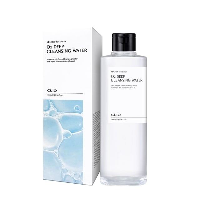 珂莉奧 玻尿酸含氧深層卸妝水