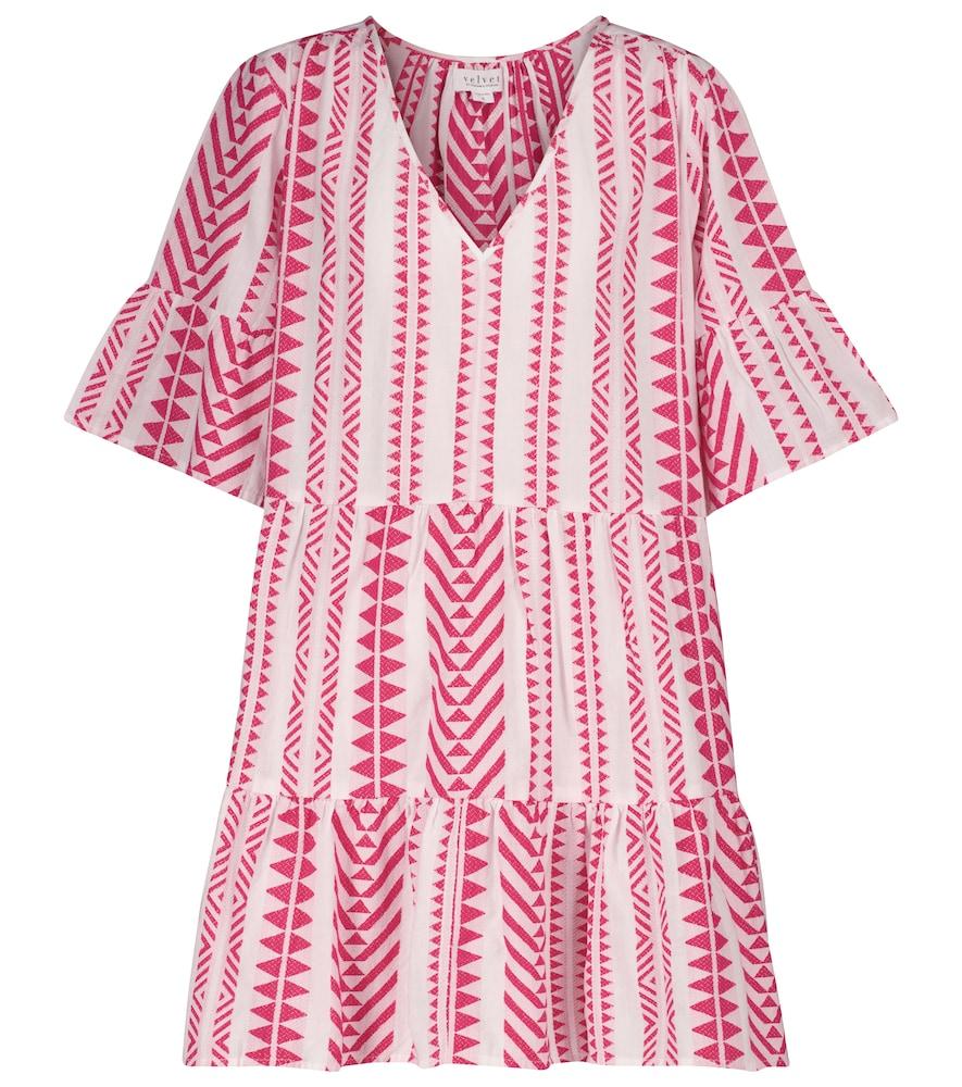 Madelina cotton minidress