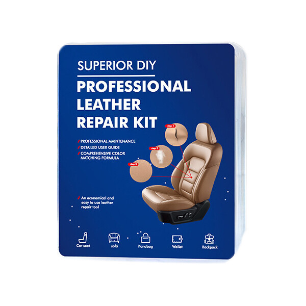 皮革修復工具  家具皮沙發裂縫 汽車用座椅皮革龜裂 劃傷磨損修補器 附多色膏補傷膏