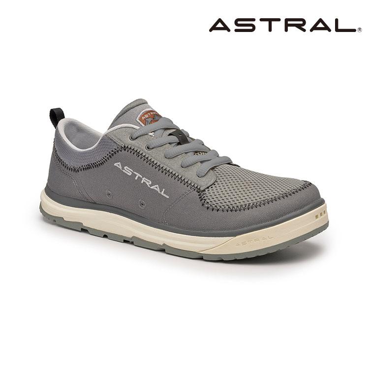 Astral 男款運動鞋 BREWER 2.0 灰色 / 城市綠洲 ( 防滑鞋、止滑鞋、水上運動鞋、耐磨、休閒鞋)