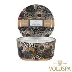 美國 VOLUSPA 桃金銅丁香 Copper Clove 現定版 錫盒 400g 香氛蠟燭