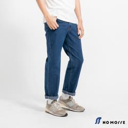 NoMorre【MIT】台灣精緻輕薄透氣彈力復古直筒丹寧褲