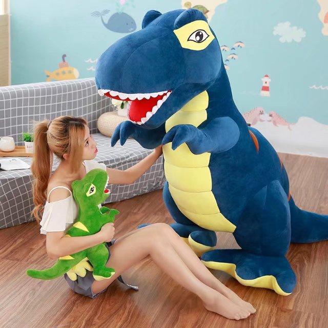 恐龍毛絨玩具布娃娃抱枕睡覺床上玩偶公仔大號超軟女生生日禮物