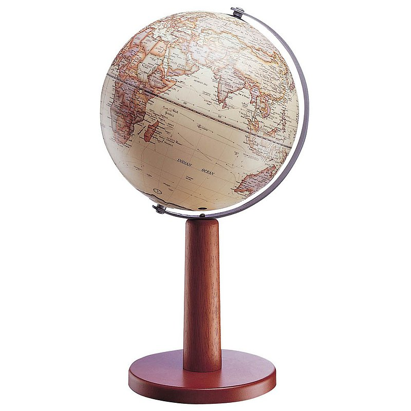 10吋桌上型地球儀 (英文版) 教育禮品/溫家禮品