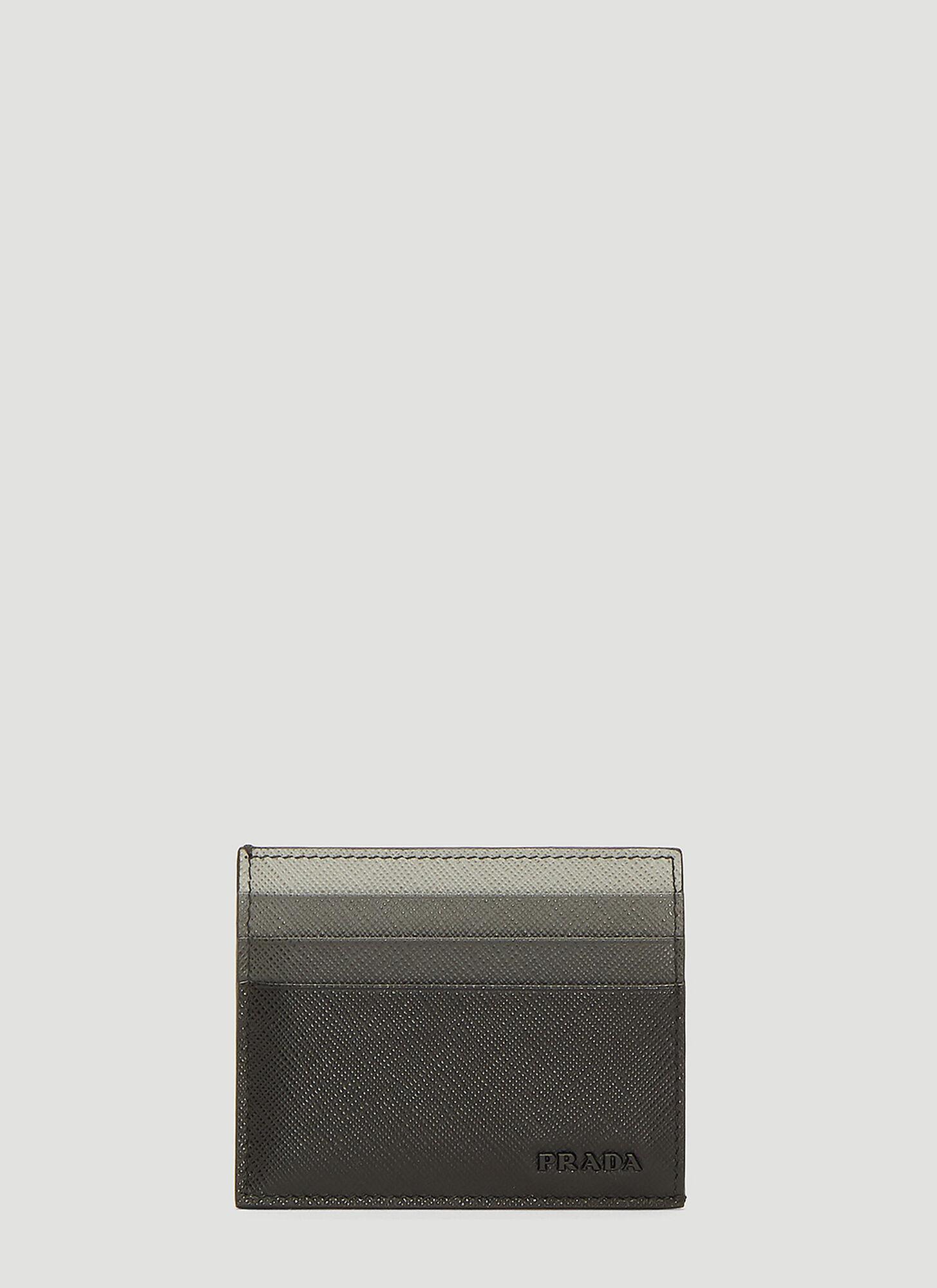 male Black 100% Saffiano leather.