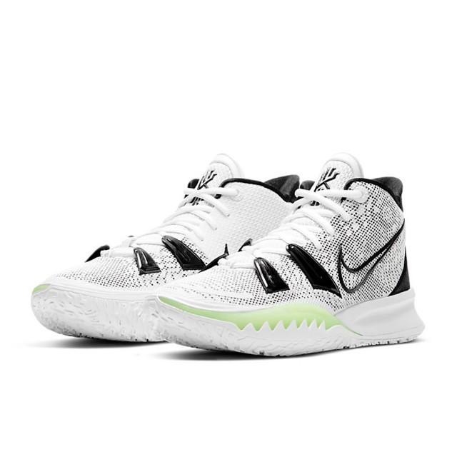 NIKE KYRIE 7 VII EP PRE HEAT 男籃球鞋 白螢光 CQ9327100 Sneakers542