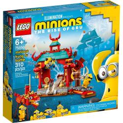 LEGO樂高積木 75550 202104 小小兵系列 - Minions Kung Fu Battle