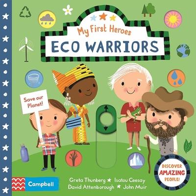 My First Heroes:Eco Warriors 英雄系列操作書:生態鬥士