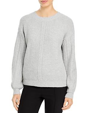 T Tahari Blouson Sleeve Sweater
