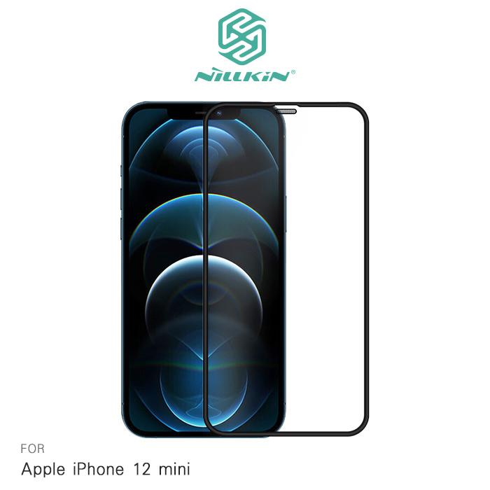 NILLKIN Apple iPhone 12 mini PC 滿版玻璃貼