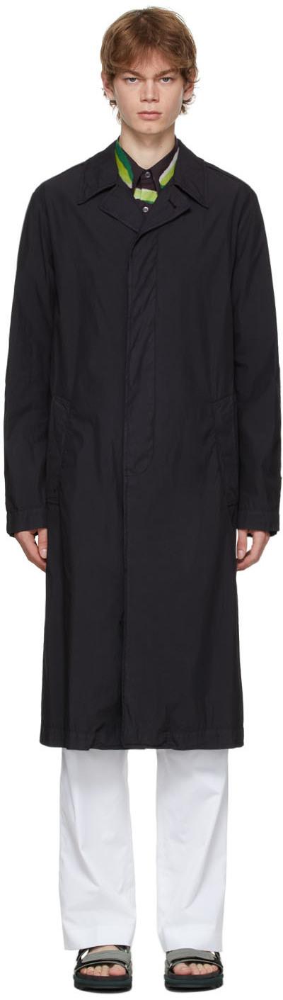 Dries Van Noten 黑色 Reggie 大衣