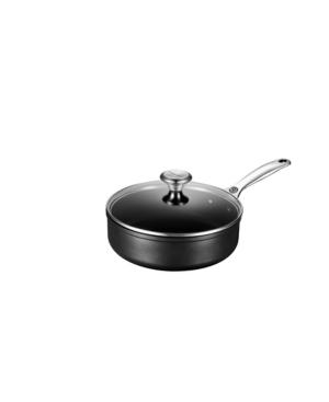 Le Creuset Hard Anodized Aluminum Nonstick 3.5-Qt. Saute Pan with Lid