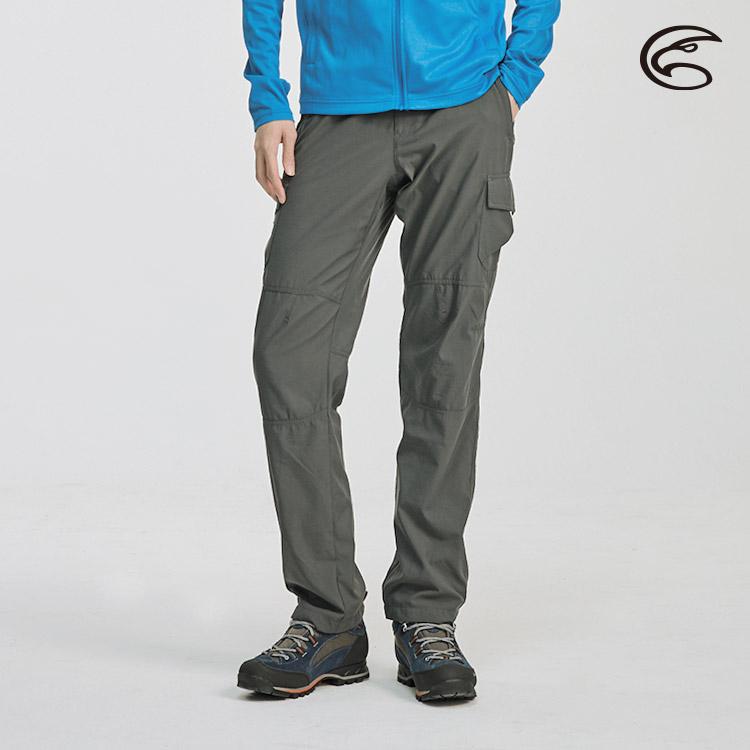 ADISI 男智能纖維立體袋速乾長褲AP2011003 (S-2XL) / 城市綠洲 (單向導濕、輕薄、快乾、透氣)