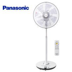 Panasonic國際牌 16吋 負離子DC直流遙控立扇(科技灰) F-H16GND