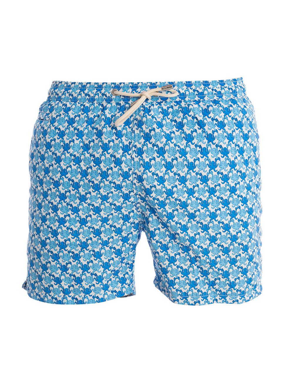 MC2 Saint Barth Lighting Micro Swim Shorts