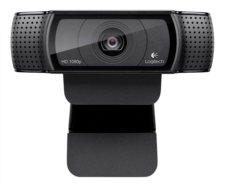 【現貨】羅技 Logitech HD 網路攝影機 C920E HD Pro Webcam 1080P 卡爾蔡司光學鏡頭 內建雙麥克風(送迷你腳架)