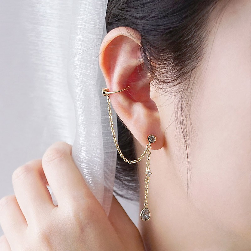 FICELLE – 輕輕告白 – 暖心 – 耳環