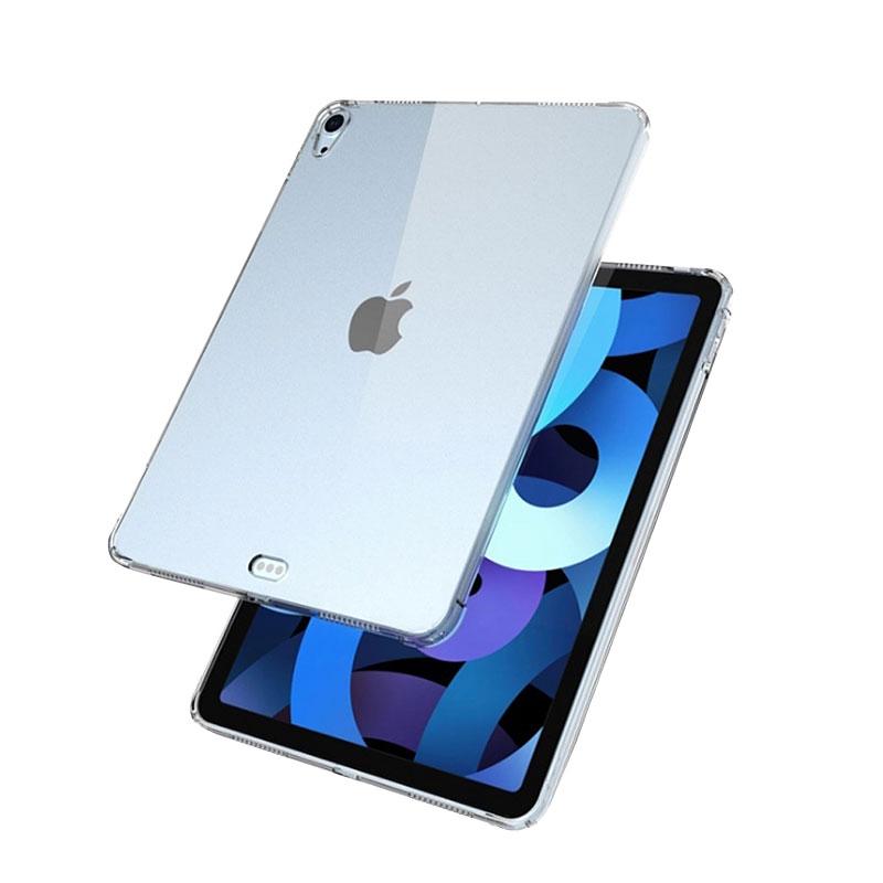 蘋果 2020 iPad Air4 10.9吋 透明平板套 TPU軟殼 防摔緩沖 清水套 平板保護套