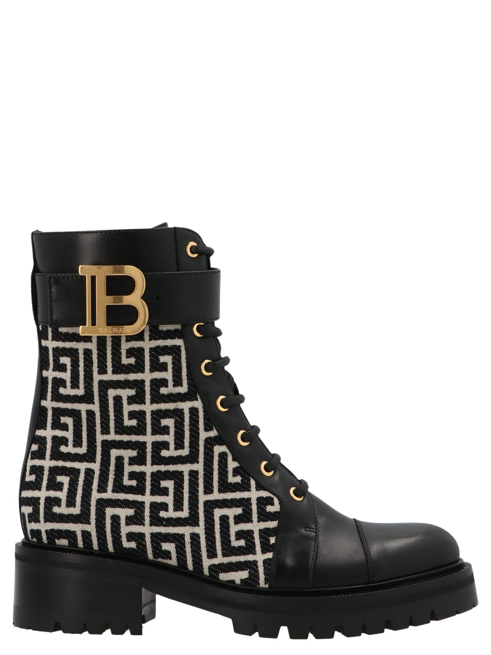 Balmain ranger Boot Shoes