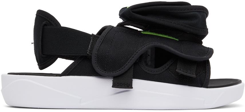 Nike Jordan 黑色 Jordan LS 凉鞋