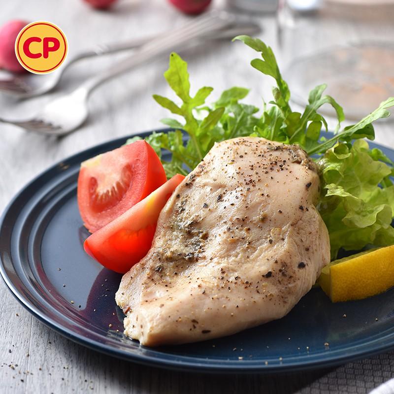 【卜蜂食品】即食雞胸肉-義式黑胡椒雞胸肉(220g/2片/包)