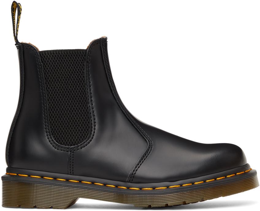 Dr. Martens 黑色 2976 切尔西靴