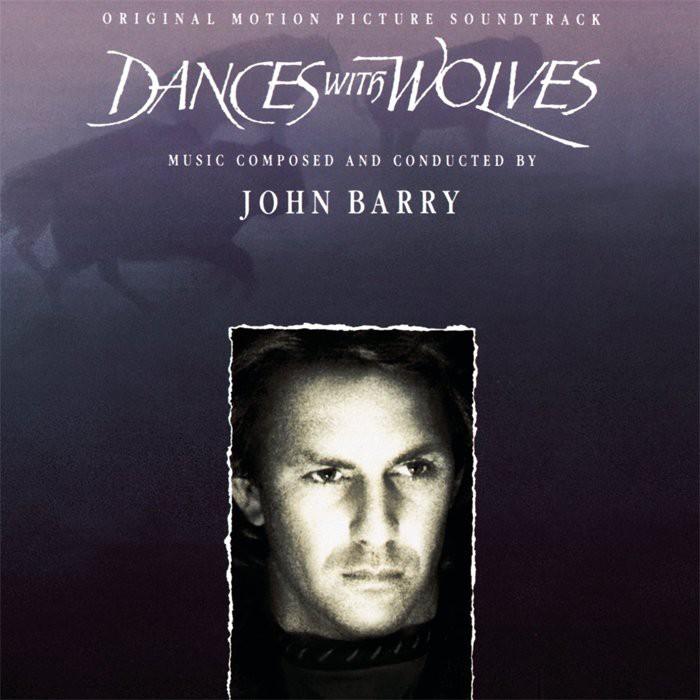 【雲雀影音】《 Dances With Wolves》與狼共舞電影原聲帶|John Barry|絶版二手CD(LS140