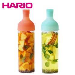 【HARIO】夏威夷風酒瓶冷泡茶壺750ml(2色任選)
