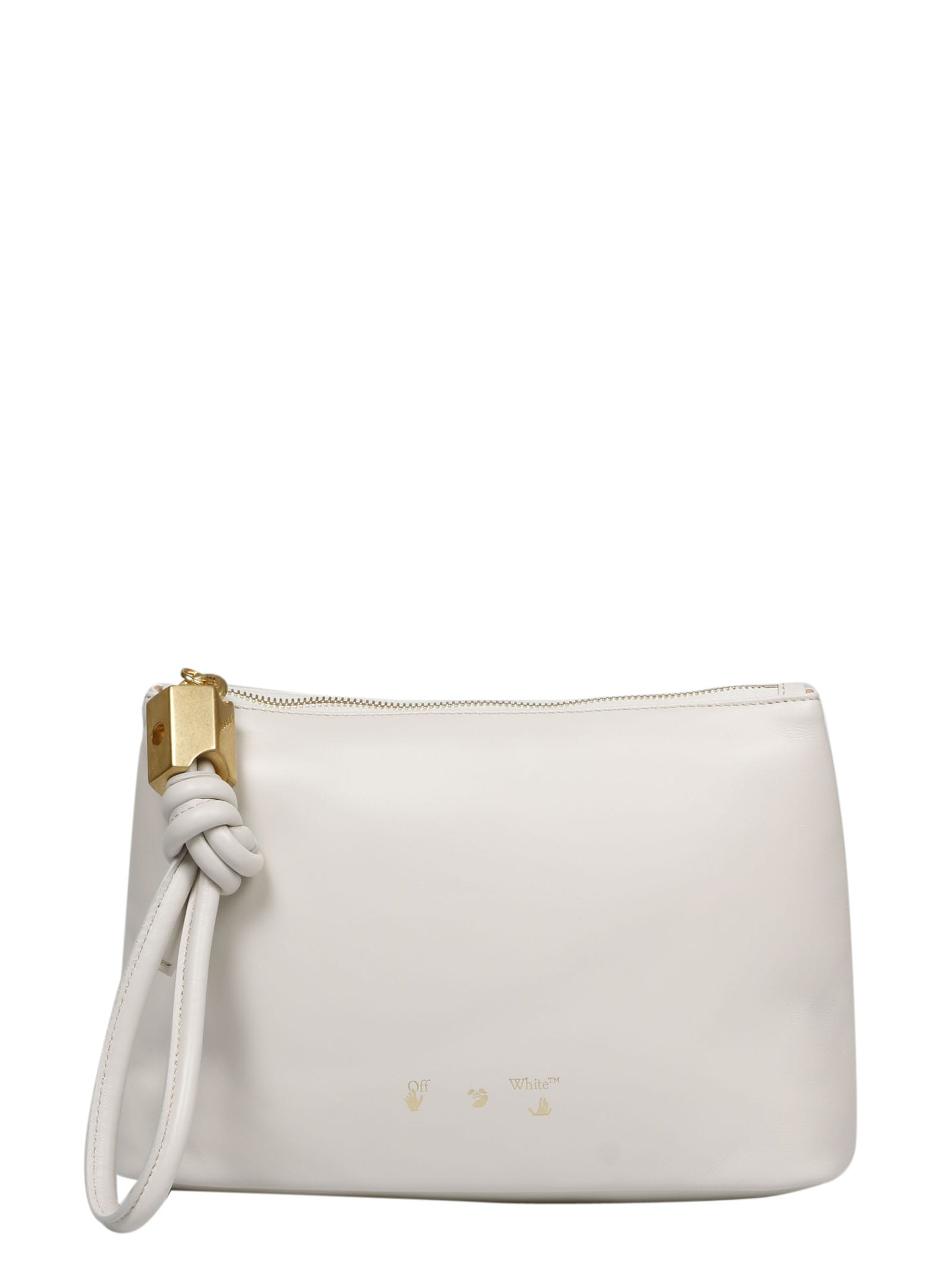 Off-White Slider Zipped Pouch