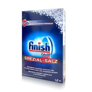Finish洗碗機專用軟化鹽1.2kg