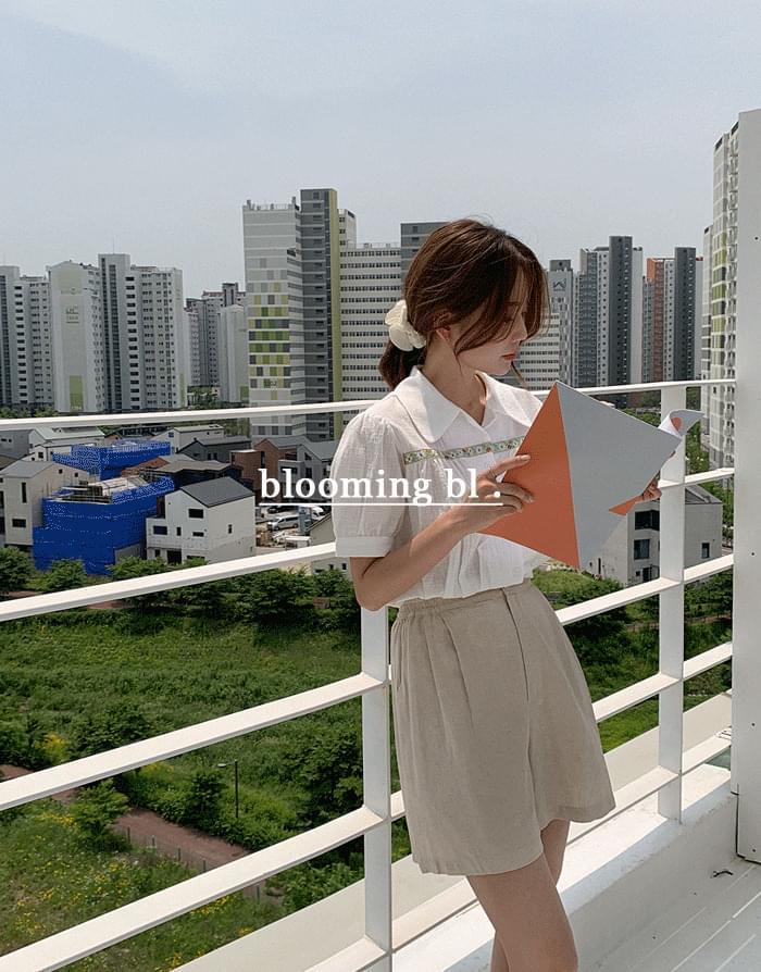 韓國空運 - blooming blouse 襯衫