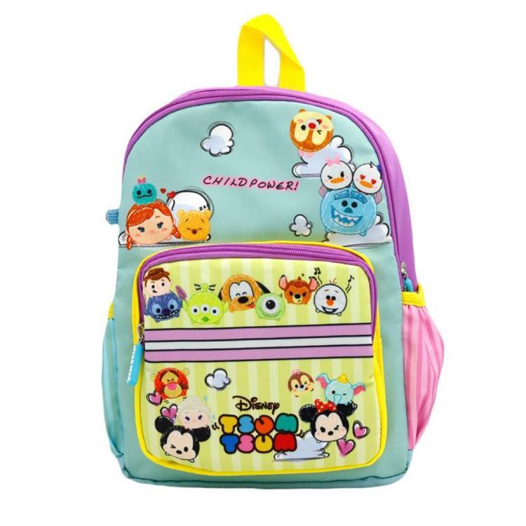 【Disney迪士尼】正版迪士尼系列-Tsum Tsum童趣後背包