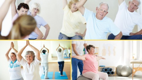 Active Aging Balance and Stability Workout Classes Phase 1