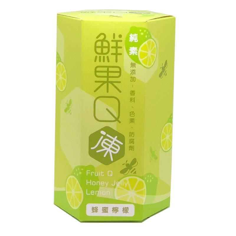蜜田本舖鮮果Q凍/蜂蜜檸檬220g