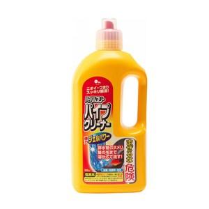 日本美淨易水管疏通專用洗劑1000ml-2入組