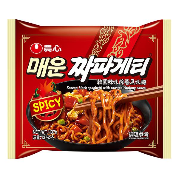 農心韓國醡醬風味麵(辣味)