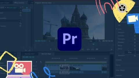 Adobe Premiere Pro: Complete Beginner Class