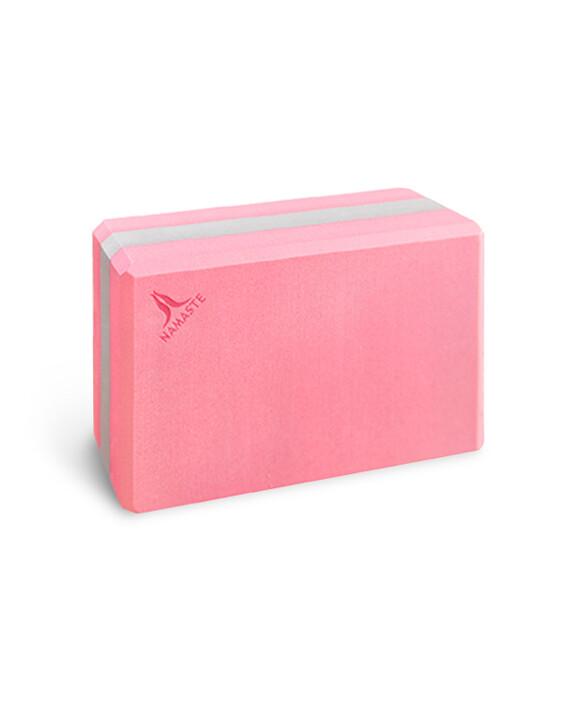 namasteyoga block (m) - pink  大磚-粉色