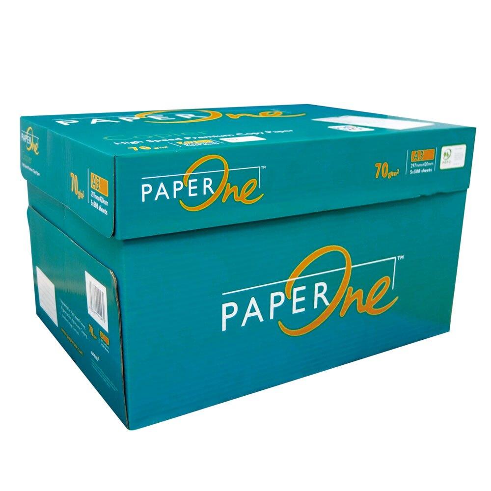 PaperOne copier影印紙 PEFC綠包 B4 70磅(5包/箱)