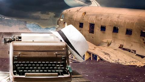 Fiction Crash Course - Writing Skills & Methods for Success!