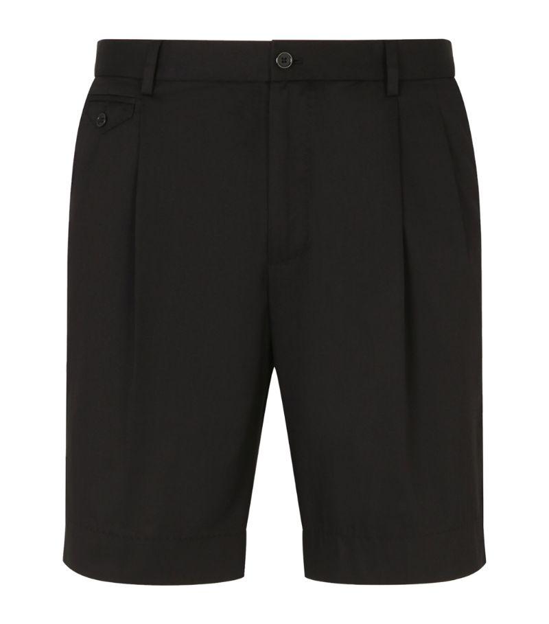 Dolce & Gabbana Cotton-Blend Shorts