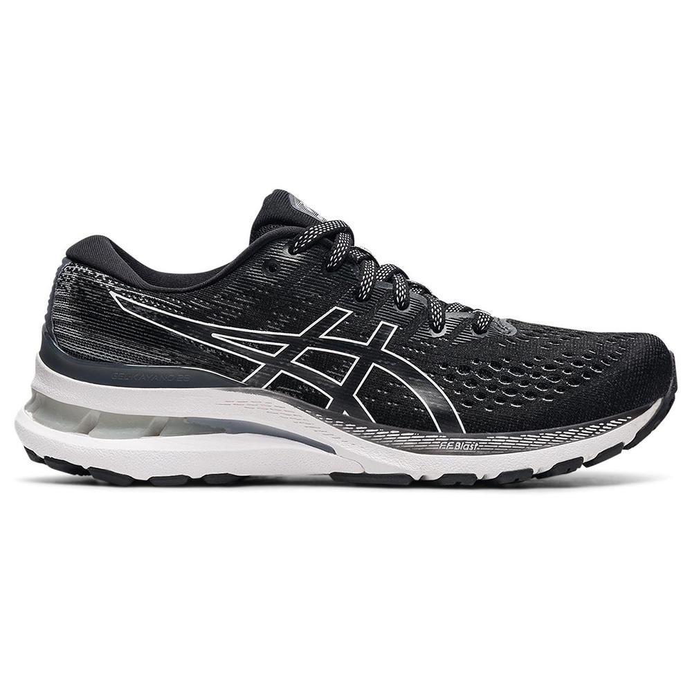 ASICS 亞瑟士 GEL-KAYANO 28(D) 女 跑步鞋 (寬楦) 1012B046-003