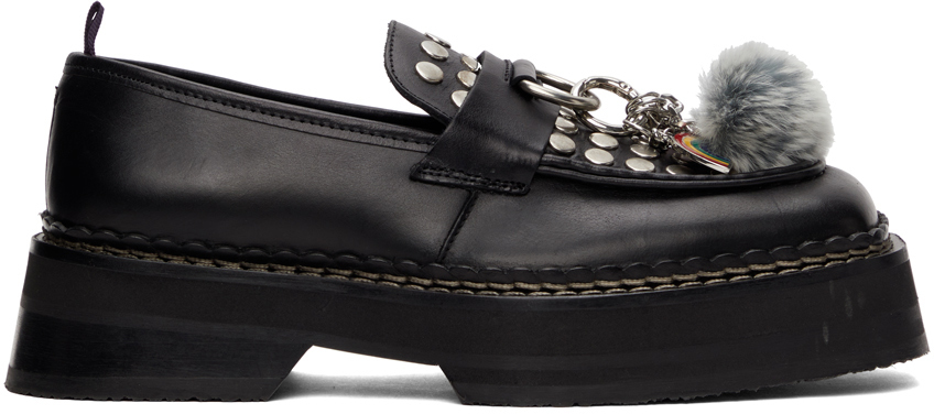 Eytys 黑色 Phoenix 乐福鞋