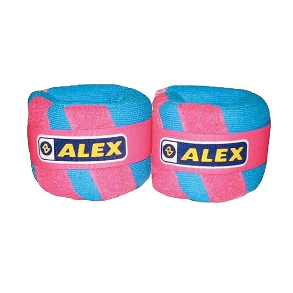德國品牌ALEX-天鵝絨多功能加重器-粉1㎏ (健身 有氧) ≡體院≡ C-1701
