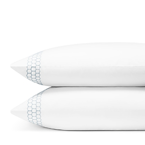 Matouk Liana King Pillowcase, Pair