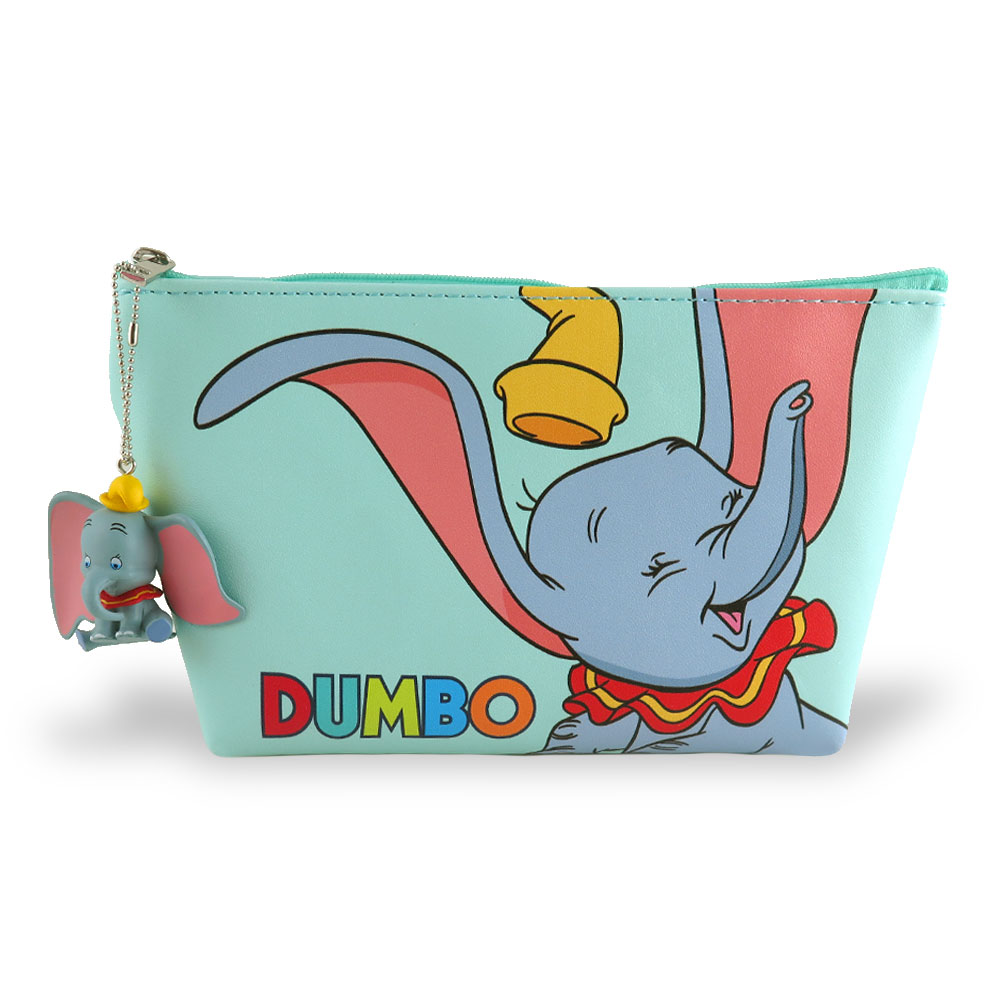 Disney迪士尼公仔化妝包_小飛象