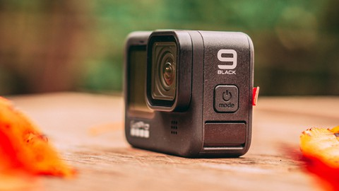 GoPro Hero 9 Camera Masterclass: From Beginner To Filmmaker