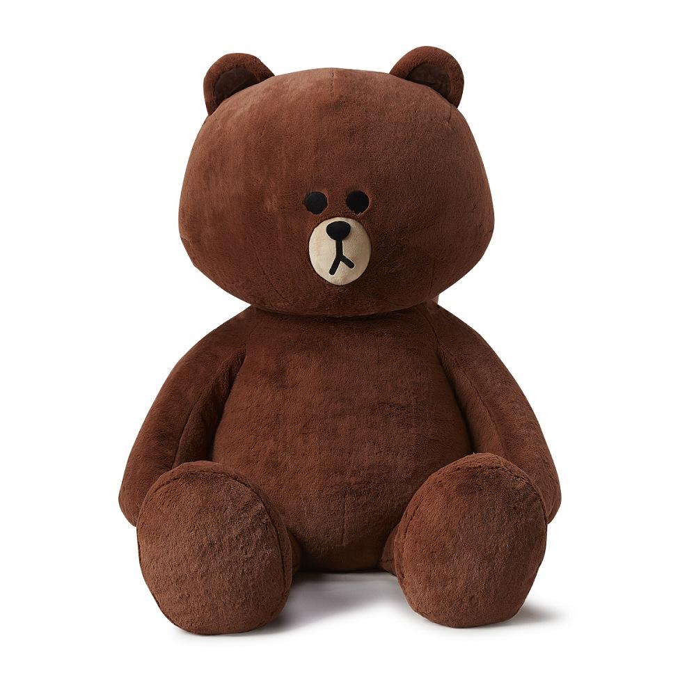 熊大 150cm 坐姿絨毛玩偶