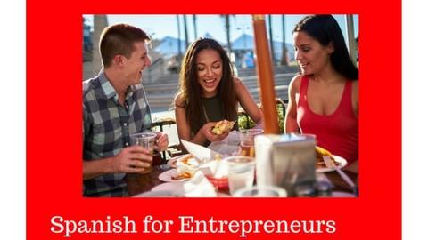 Spanish for Entrepreneurs